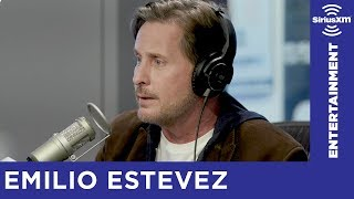 Emilio Estevez Talks About His Famous Family