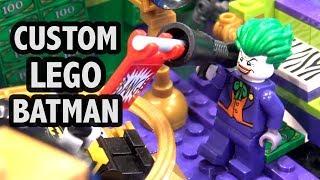 LEGO Batman Villain Evil Lair Apartments | Bricks Cascade 2018