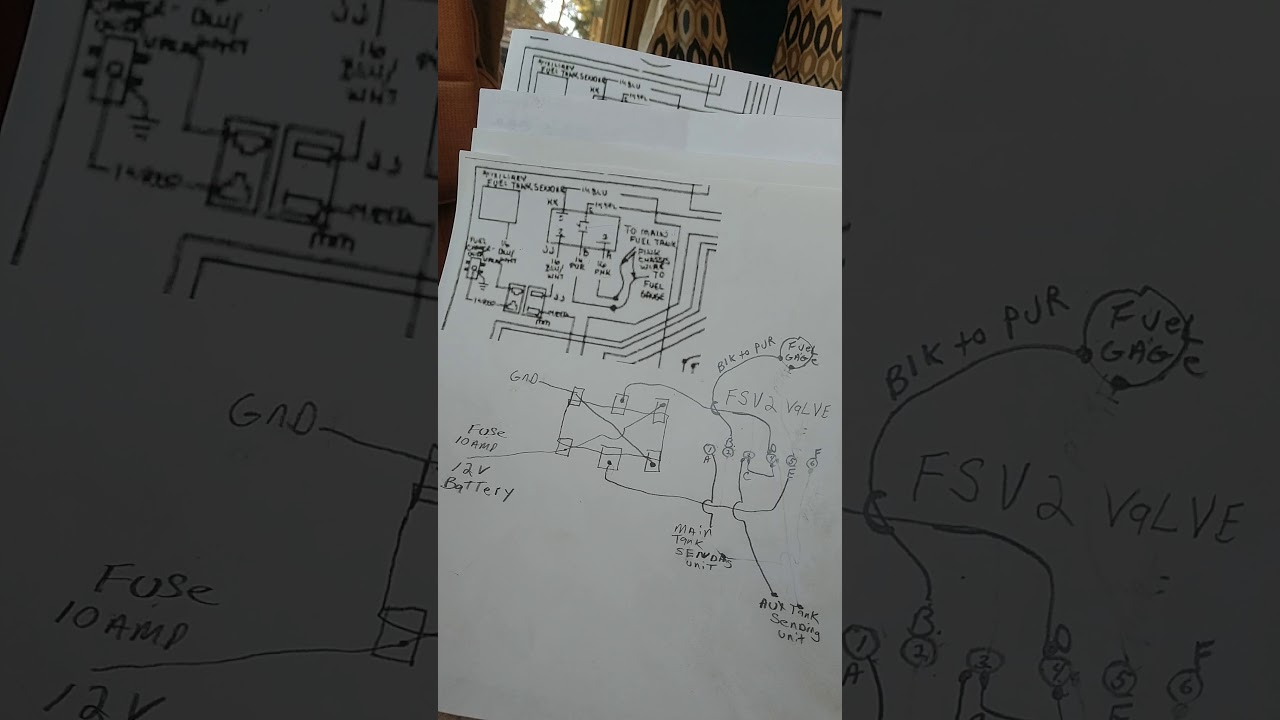 Wiring Diagram For Dual Fuel Tanks Free Download Wiring Diagram