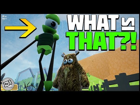 A Whole New BASE ! What is THAT Thing ! Lets Play Wrongworld Gameplay Z1 Gaming