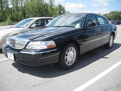 2009 lincoln town car	  2009 Lincoln Town Car Signature Limited Start Up, Engine, and In ...