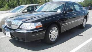 2009 Lincoln Town Car Signature Limited Start Up, Engine, and In Depth Tour