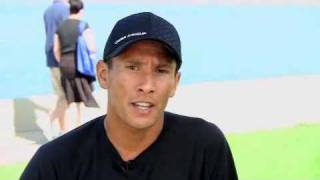 Chris McCormack Talks About Lance Armstrongs Chances Of Winning In Kona