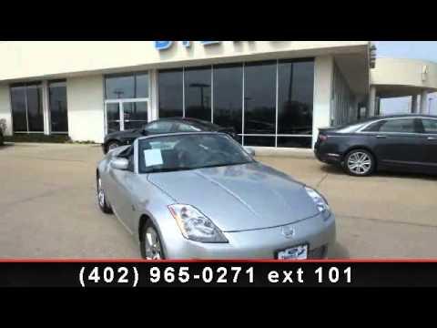 2005 Nissan 350Z - Diers Ford - Fremont, NE 68025 - YouTube