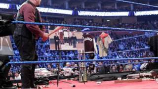 SmackDown: Big Show destroys Jack Swagger's trophies and