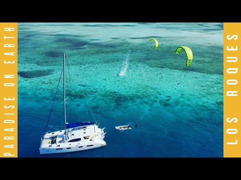 VENEZUELA // LOS ROQUES // MOST BEAUTIFUL BEACHES OF THE PLANET (2016)
