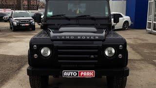 Автопарк Тест драйв LAND Rover Defender 2 4 МТ от Продорожник