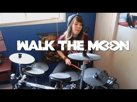 One Foot - Walk The Moon (Drum Cover)
