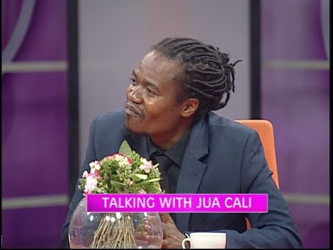 Juacali On  Why He Took Long To Marry His Wife And  His Nickname For Her