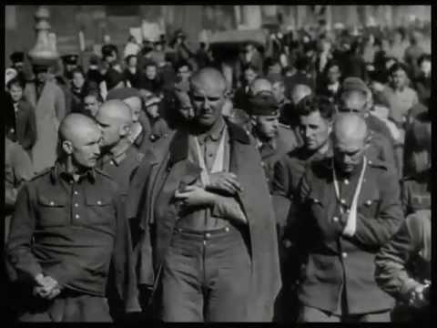 фото пленные немцы