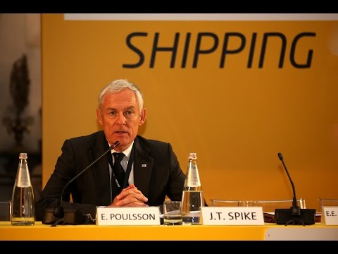 """5.7 Shipping and the Law 2015 - """"The art of Shipping..."""": Esben Poulsson"""