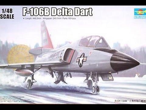 Recension - F-106B Delta Dart (Trumpeter, 1/48)