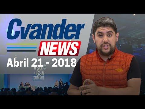 Rusia contra Telegram, Colombia y su política de Big Data: CvanderNews