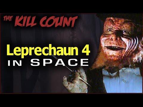 Leprechaun 4: In Space (1996) KILL COUNT Mp3