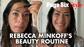 Rebecca Minkoff shares her favorite clean skincare and makeup products | Page Six Celebrity News
