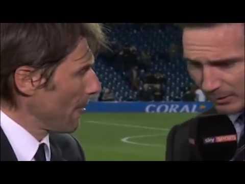 West Bromwich vs Chelsea 0-1 Antonio Conte - Post Match Interview