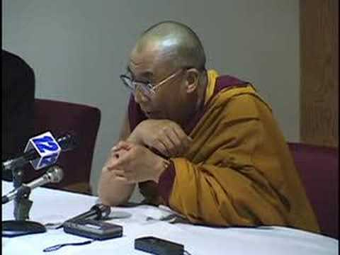 Buddhism in America - His Holiness the Dalai Lama