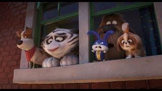 Тайная жизнь домашних животных 2 - Трейлер 6 (2019) ENG