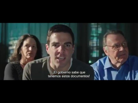 Snowden - Official Trailer Subtitulado