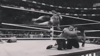 #RoyalRumble A Huge 619 (Rey Mysterio) - JoshMartinezJM