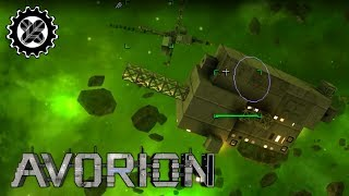AVORION: First Look with Jacemachine!