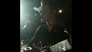 OK Go - Damian Kulash up close and personal in Boston