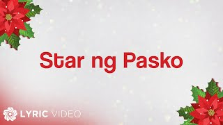 ABS-CBN Christmas Station ID 2009 - Star Ng Pasko (Lyrics)