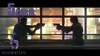 Resident Evil 6 Walkthrough (ITA)- CHRIS -5- Rimpatriata
