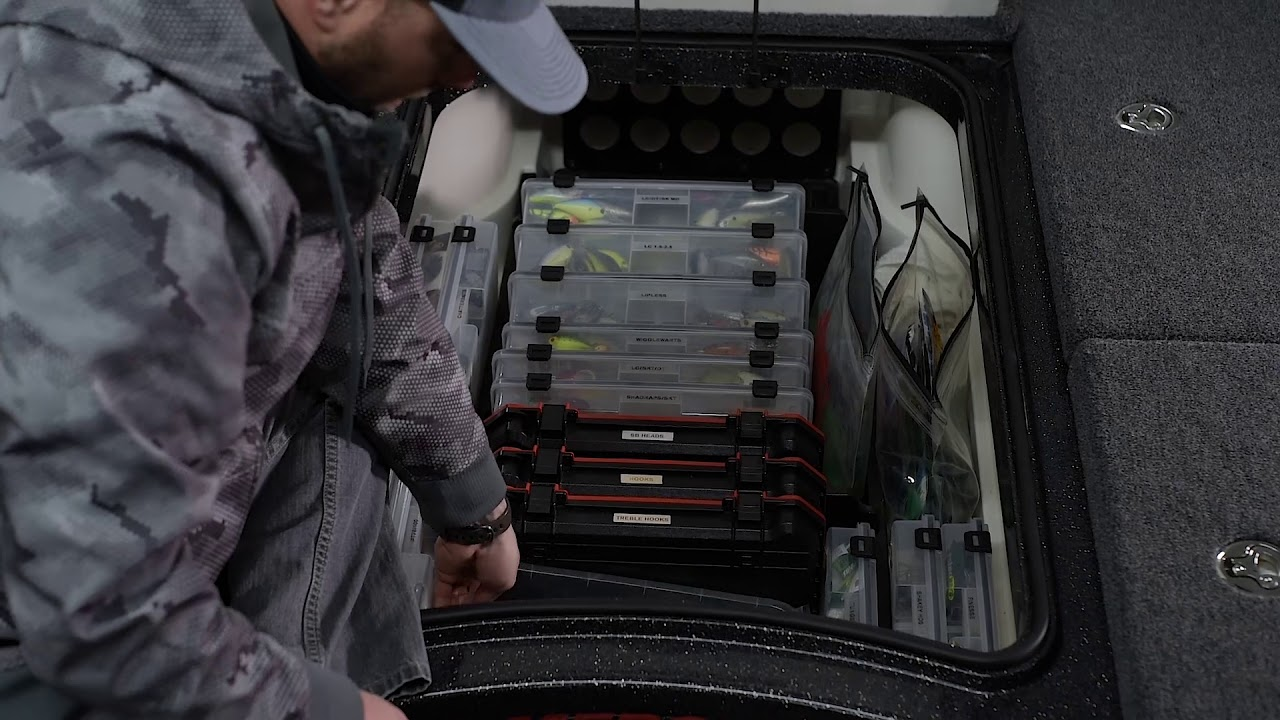 Bass Mafia Tackle Storage