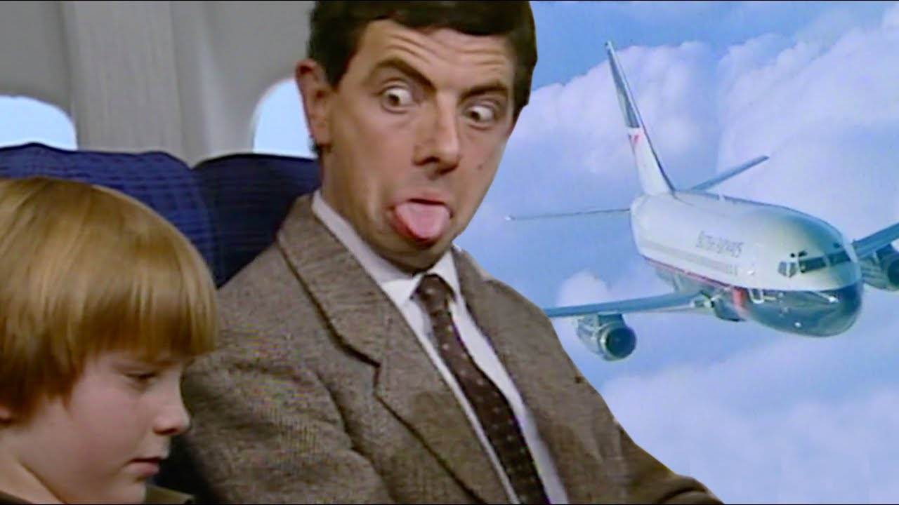 TRAVEL Bean | Mr Bean Full Episodes | Mr Bean Official