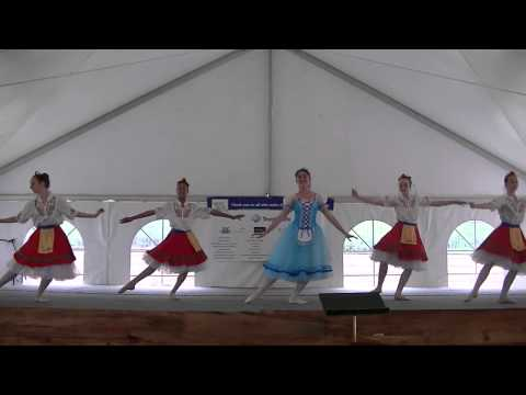 Ballet Mississippi at St Andrews