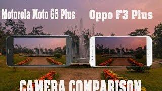 Moto G5 Plus VS Oppo F3 Plus CAMERA TEST  (technical news updates)