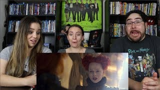 Mary Queen of Scots - Official Trailer Reaction / Review