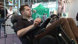 Otto Bock - Power Wheelchair C1000DS GB