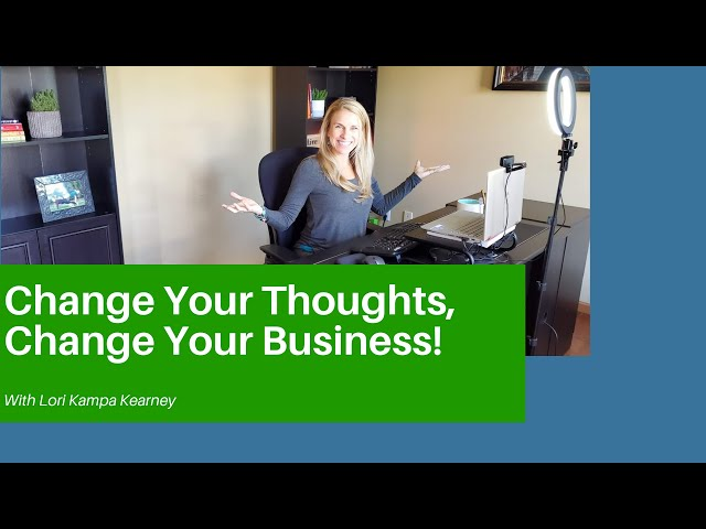 Change Your Mindset, Change Your Business: Mindset Coaching