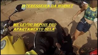 Interesseira da Hornet Carburada
