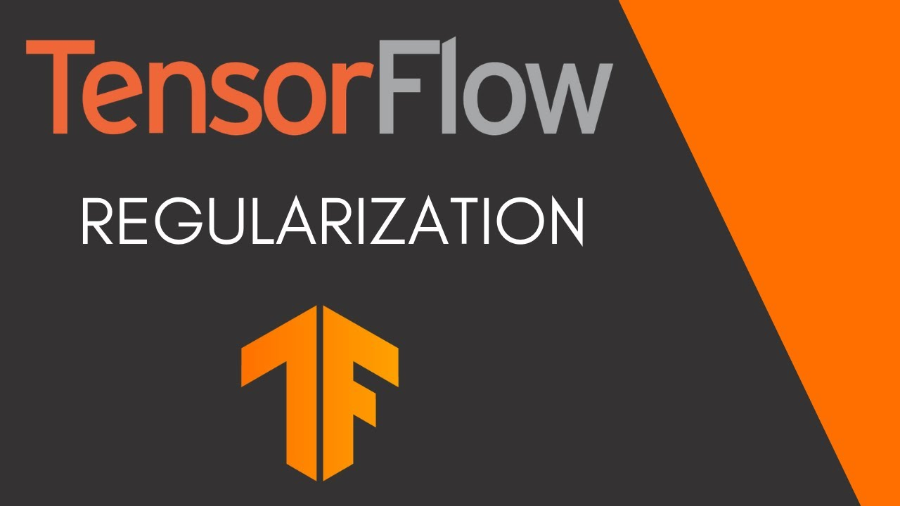TensorFlow Tutorial 5 - Adding Regularization with L2 and Dropout