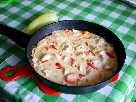 Вкуснющий способ приготовления куриного филе. Сочное и нежное!