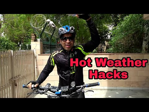 How to Handle Summers? | Hot Weather Riding Tips and Hacks