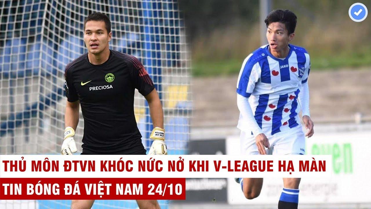 VN Sports 24/10 | Filip Nguyễn gặp khó khi nhập tịch VN, Văn Hậu trước cơ hội lớn đá chính ở Hà Lan