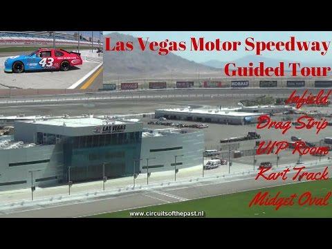 Las Vegas Motor Speedway - Guided Tour