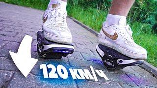 ЭЛЕКТРО БУТСЫ 120КМЧ