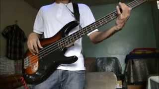 Planetshakers Limitless Bass cover