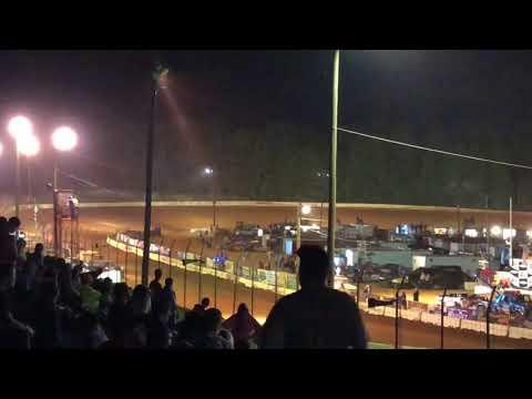 SECA Late Models 8/25/18 Cherokee Speedway