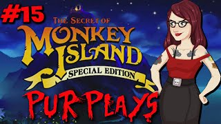 Let's Play: The Secret of Monkey Island (FINAL PART) We WIN