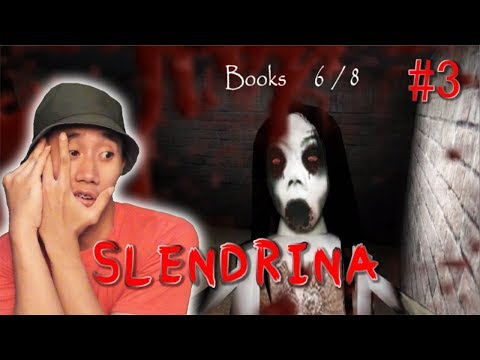 MAEN SLENDRINA MALAH ADA SUARA PENAMPAKAN ASLI - Slendrina #3