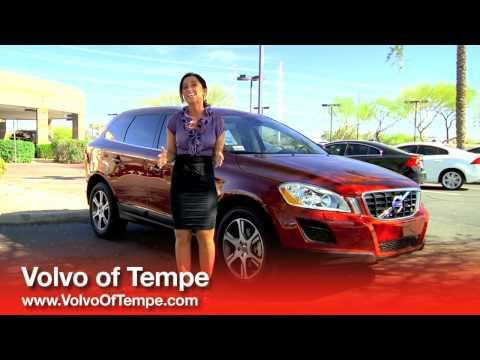 2011 Volvo XC60 Review- Volvo of Tempe