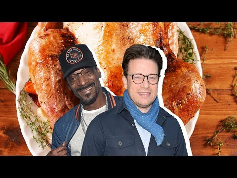 Snoop Dogg Vs. Jamie Oliver: Whose Thanksgiving Turkey Recipe Is Better?