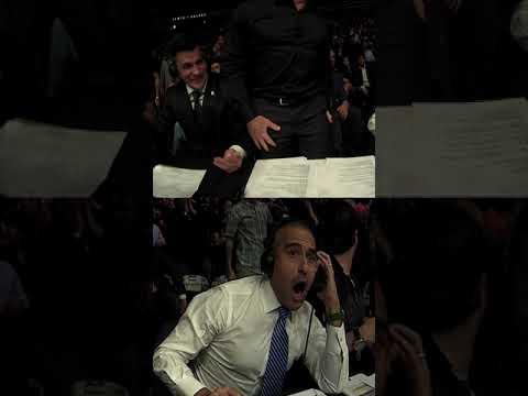 Joe Rogan and Jon Anik Lose Their Minds After Stunning KO From Derrick Lewis 🤯