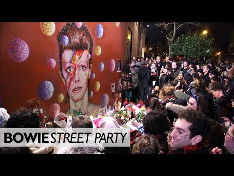 Bowie Street Party, Brixton